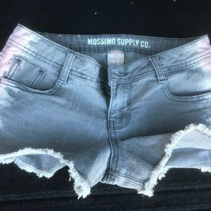 Mossimo Supply Company Short Shorts size 4